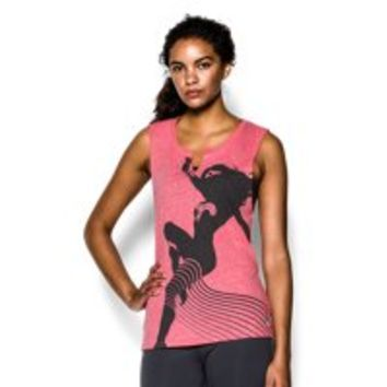 Under Armour Women's UA Wonderwoman In Action Sleeveless