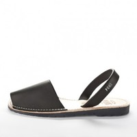 Black Avarcas Sandals for Women - shoes & boots - personal accessories