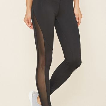 Active Mesh-Side Leggings
