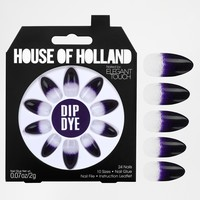 House Of Holland Nails By Elegant Touch - Dip Dye at asos.com