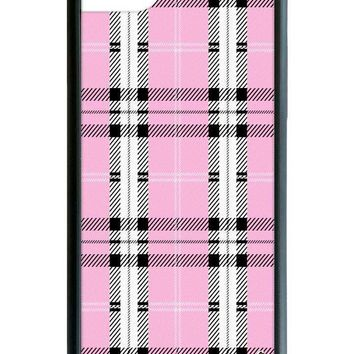 Pink Plaid iPhone 6/7/8 Case