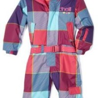 O`Neill Girls 2-6x Jasper Full Suit $140.00