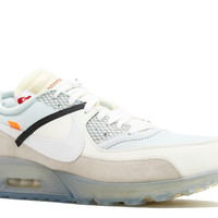 "The 10: Nike Air Max 90 ""off-white"" - Nike - aa7293 100 - sail/white-muslin 