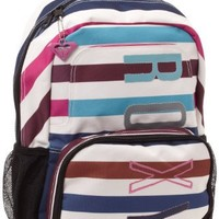 Roxy Big Girls'  Fresh Press Backpack, Multi Color Print, One Size