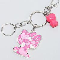 *Accessories Boutique The Hello Kitty Multiple Face Key Chain : Karmaloop.com - Global Concrete Culture