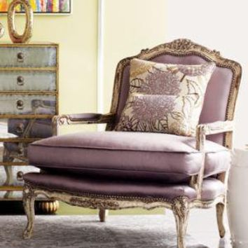 "Old Hickory Tannery-""Olivia"" Chair-Horchow"