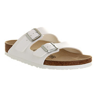 Birkenstock Arizona Two Strap White - Sandals
