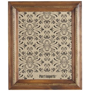 Charleston Frame - Pecan Brown 8x10