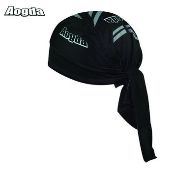 2018 New Outdoor Bicycle Sports Hats Quick Dry Cycling Headscarf Headband Riding Bandana Pirate Scarf Headband Free Size For Men