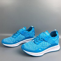 Puma Ignite Evoknit Woman Men Fashion Running Sneakers Sport Shoes