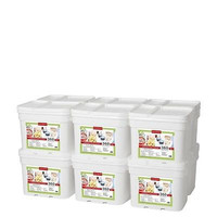 4320 Serving Freeze Dried Foods Survival Emergency Storage Bucket- Lindon Farms