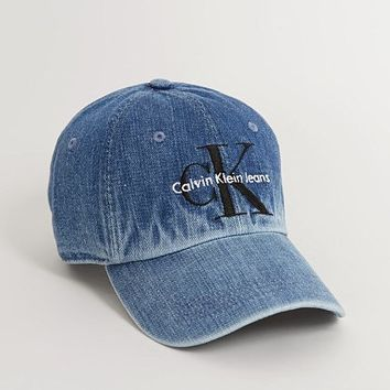 CALVIN KLEIN DENIM HAT