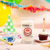Birthday Cake Ring Candle