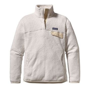 Patagonia Women's Re-Tool Snap-T® Fleece Pullover