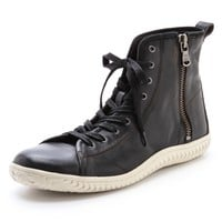 John Varvatos Hattan High Top Sneakers