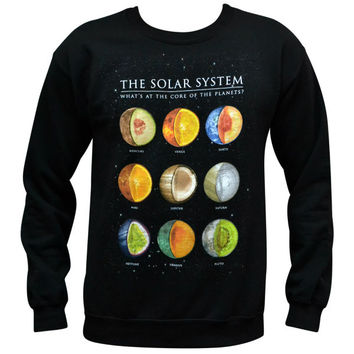 Planetary Cores Sweater