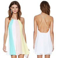 Kandie Loose Fitted Dress