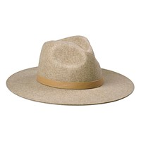 Carlo Hat (Speckled Brown/Honey)