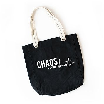 Chaos Coordinator Tote