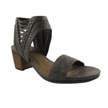 Not Rated Women's Heeled Sandal Vienna In Grey