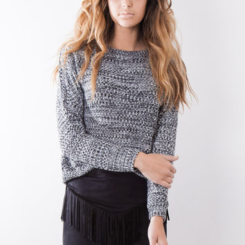 Gab & Kate Saylor Sweater - Black