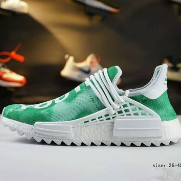 Adidas Human Race NMD 2018 trendy casual high quality running shoes F-HAOXIE-ADXJ #2