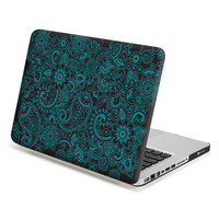 Hard Case Print Frosted (Paisley Pattern) for 13 MacBook Pro