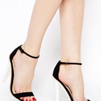 ASOS HOLBORN Heeled Sandals