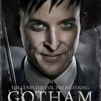 Gotham TV Series Poster 24 X 36