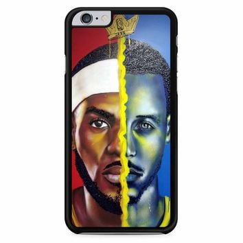 Lebron James Dunk iPhone 6 Plus / 6s Plus Case