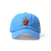 Fries Cap | Blue