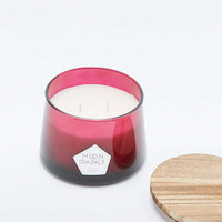 Moonsparkle Boho Glass Candle - Urban Outfitters