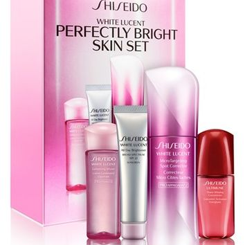 Shiseido 'White Lucent' Perfectly Bright Skin Set ($178 Value) | Nordstrom