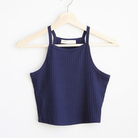 Dallas Rib Tank Top - More Colors