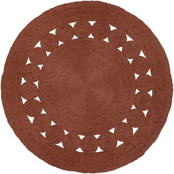 Surya Floor Coverings - SDZ1004 Sundaze 8' Round Area Rug