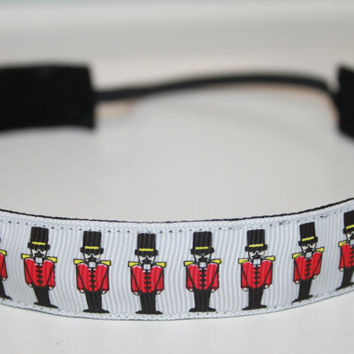 Nutcracker non slip headband