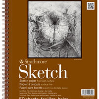 Strathmore 400 Series Sketch Pads - BLICK art materials