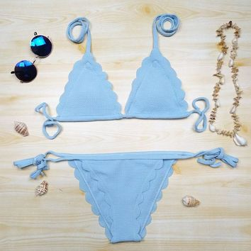 New Arrival Swimsuit Hot Beach Summer Sea Swimwear Swimming Sexy Lace Bikini