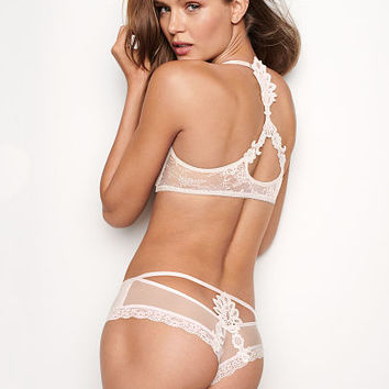 Lace Applique Cheeky Panty - Very Sexy - Victoria's Secret