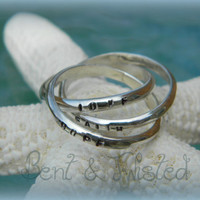 Personalized Russian Wedding Ring