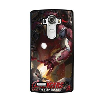 iron man age of ultron 1 lg g4 case cover  number 2