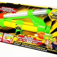 Buzz Bee Toys Air Warriors Mini Marshmallow Attack Blaster
