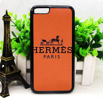 HERMES LOGO IPHONE 6 | 6 PLUS | 6S | 6S PLUS CASES