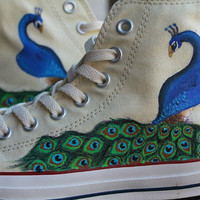 Custom Painted Converse Sneakers (Made to Order)