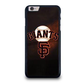 SAN FRANCISCO GIANTS 4 iPhone 6 / 6S Plus Case Cover