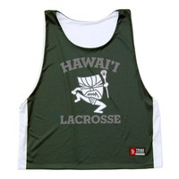 Hawaii Lacrosse Sublimated Pinnie