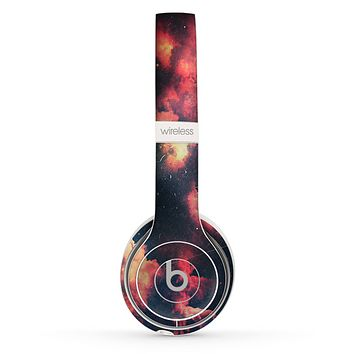 The Vintage Stormy Sky Skin Set for the Beats by Dre Solo 2 Wireless Headphones