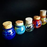 Color Jars for all your goodies!