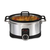 Hamilton Beach® 6-Quart Programmable Searing Slow Cooker
