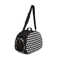 Petmate Curvations Pet Tote Small Carrying Bag